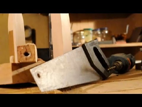 How to Remove Rust from a Saw : How to repair your home