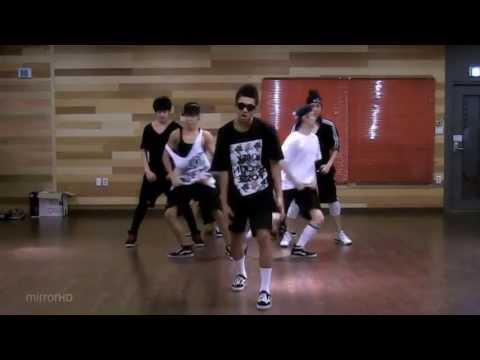 BTS - War of Hormone - mirrored dance practice video - 방탄