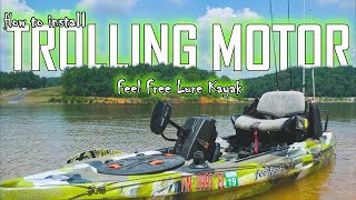 2016 fs128t mods and trolling motor mount music jinni for Ascend 12t trolling motor