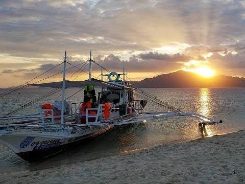 Seas of the Philippines (Coron, Linapacan, El Nido, Boracay, Tablas)