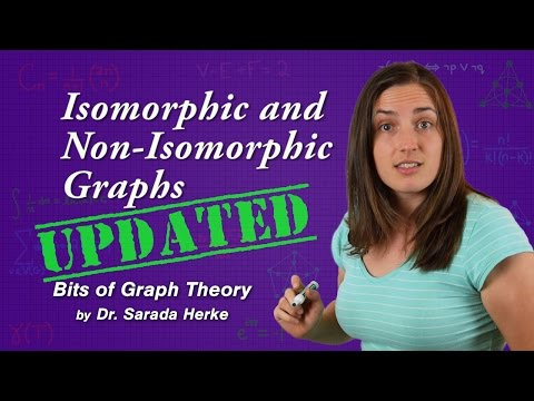 Graph Theory: 10. Isomorphic and Non-Isomorphic Graphs