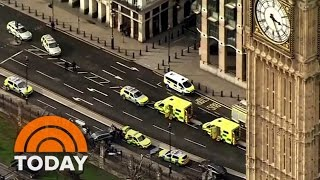 London Terror Attack: At Least 8 Arrested Overnight | TODAY