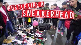 12 Year Old Sneakerhead Hustles Hard | #sneakerhead #sneakercon #sneakers
