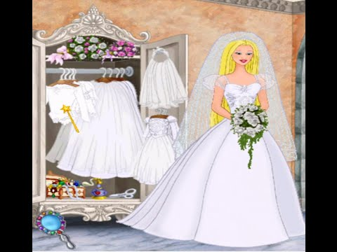 Barbie Princess Bride PC Game