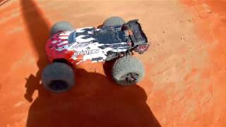 Arrma Kraton 4s Blx - Messing Around At The Track