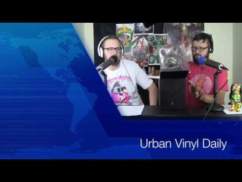 Welcome To Urban Vinyl Daily!
