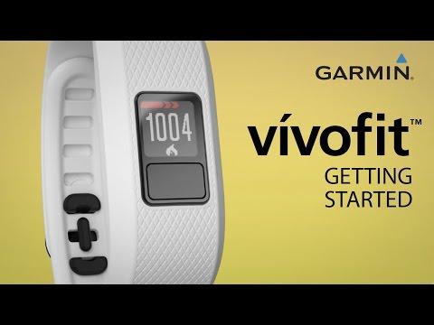 vívofit 3: Getting Started