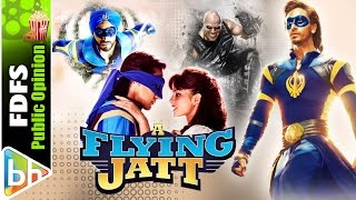 A Flying Jatt | First Day First Show |  Tiger Shroff | Jacqueline Fernandez | Nathan Jones