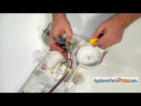 Refrigerator Cold Control (part #WP2200859) - How To Replace