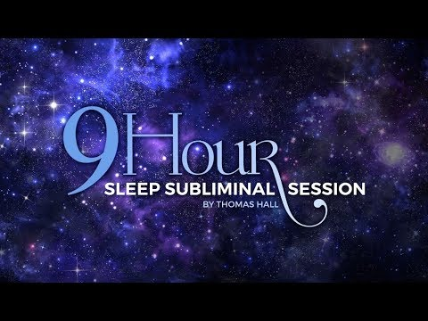 Chronic Pain Relief - (9 Hour) Sleep Subliminal Session - By Thomas Hall