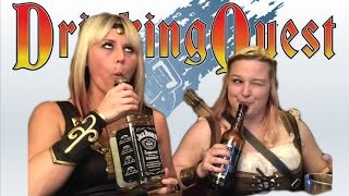 Metal Jesus & TheBigJB invite over their closest friends for an epic game of DRINKING QUEST: the tabletop RPG card game where even if you lose... you still end up having a kick-ass time!   Party People: Jerry Barnacules: https://www.youtube.com/user/barnacules1  Brittney BlondeNerd: https://www.youtube.com/user/Britt5091  TheBigJB: https://www.youtube.com/user/TheBigJB  Drunken Master Paul: https://www.youtube.com/user/DrunkenMasterPaul  FOLLOW ME Twitter:  http://twitter.com/MetalJesusRocks Facebook: http://facebook.com/MetalJesusRocks Site:     http://www.MetalJesusRocks.com  Please use the links below to get deals & help support Metal Jesus Rocks!  Help Metal Jesus on Patreon * goo.gl/wi7PpW Buy old DOS & PC games at GOG.com * http://goo.gl/Ezudc7 MetalJesus T-shirts & stickers * http://metaljesusrocks.redbubble.com  -*--*--*--*--*--*--*--*--*--*--*- NEW Patreon Contributors who helped make this video possible: Travis Combs Luke Chapman Barclay Crazy (Love that name!!) Pa Smullen Dirk  ** This was NOT a Paid Endorsement **