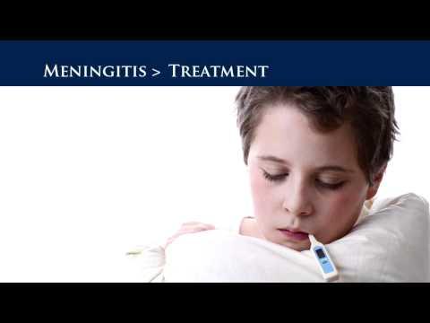 First Aid Training - Meningitis