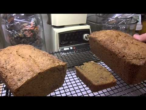 VR to Katzcradul - AWESOME Zucchini Bread!