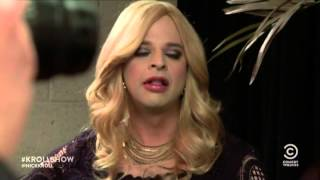 Kroll Show: the cupcakes look amazing.