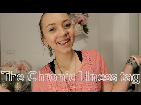 The Chronic Illness Tag!!!!