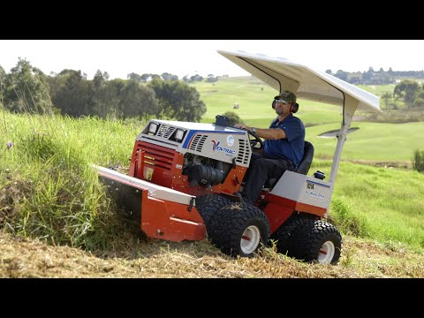 Simple Start - Operations Overview for Ventrac HQ680 Tough Cut