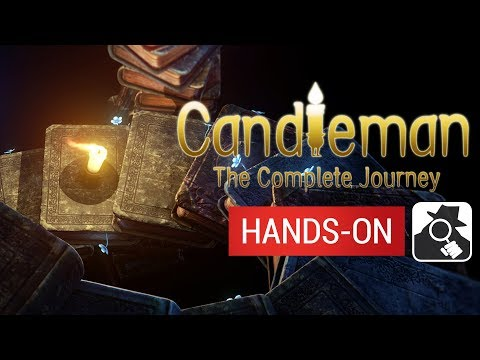 CANDLEMAN (iPhone, iPad) | Hands-On