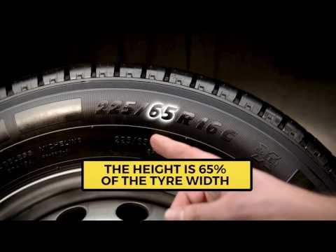 Mobile Tyre Shop How To Read Your Tyre Size