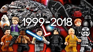 Every LEGO Star Wars Set EVER MADE 1999-2018