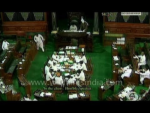 Indian Parliament passes information technology bill 1999