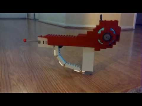 Lego BO3 Ray Gun showcase