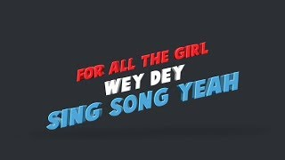 Reekado Banks - Like (feat. Tiwa Savage & Fiokee) - Lyrics Video