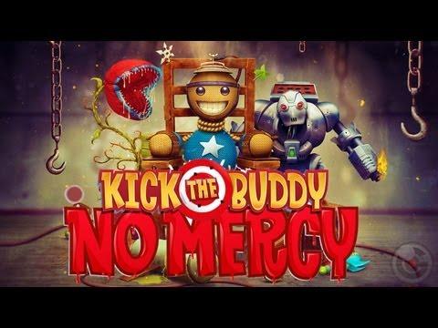 Kick the Buddy No Mercy - iPhone & iPad Gameplay Video