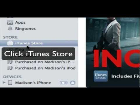 How to put Money in your iTunes Account