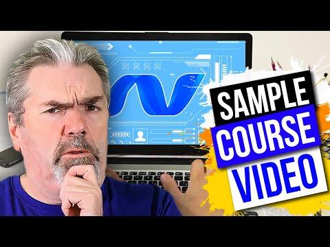 Sample Course Training - Windows Presentation Foundation Masterclass on Udemy - Official