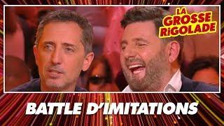 La battle d'imitations : Qui sera le meilleur imitateur ?
