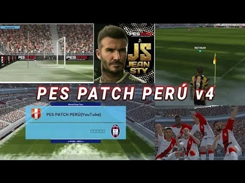 Best Mod Patch for PES 2018 MOBILE Version 2 3 3 - PakVim