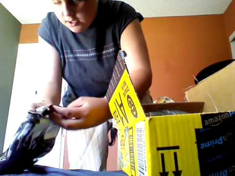CoD Ghosts mask unboxing
