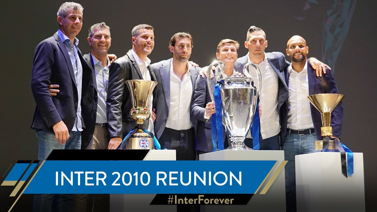 INTER 2010 REUNION | A CRAZY TRIP TO TRENTO! #InterForever 🚌🖤💙