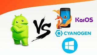 Android VS Others! 🔥🔥🔥