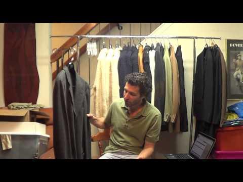 y6804 Giorgio Armani Black Label Luxurious Blazer Sport Coat EU 56L US 44 L
