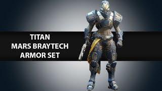Destiny Rise of Iron Full Dream Eater Armor For Hunters