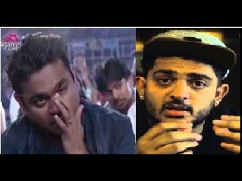 Download Singer Sid Sriram crying | A R Rahman | VIT Riviera 2020 MP3 Gratis