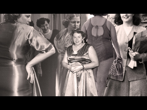 Plus Size Vintage Clothing - Yes, it's out there!