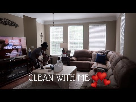 CLEAN WITH ME / HAPPY ANNIVERSARY/ MARRIGE CHITCHAT