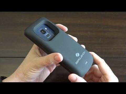 ZeroLemon Samsung Galaxy S9 Battery Case 4700mAh