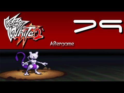 Pokemon Volt White 2 - Episode 79 Mewtwo and HM05 Waterfall
