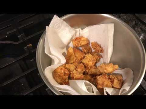 How to make Hooters Wings