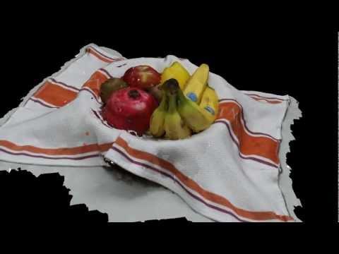 Hypr3D - Fruit Bowl