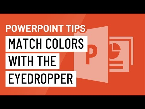 PowerPoint Quick Tip: Match Colors with the Eyedropper