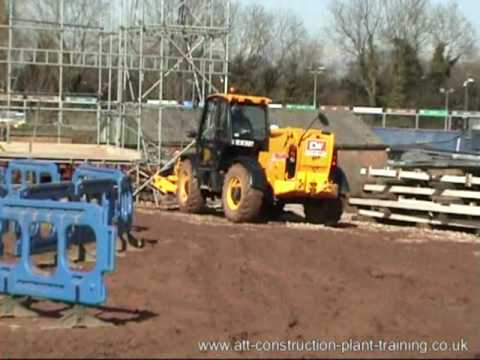 CPCS - Training - Fork Lift