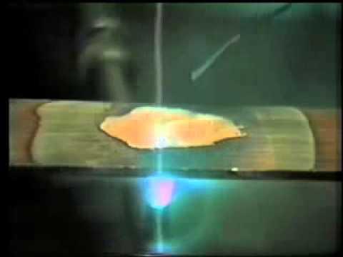 How to braze steel, brass to copper