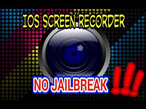 iOS Screen Recorder 2013 Working without jailbreak. Does not work with ipad mini!