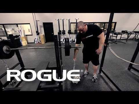 Equipment Demo - The Chained Bench Press