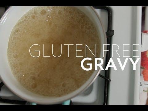 Gluten Free Thanksgiving Gravy | Foodie Blog | Broke But Bougie