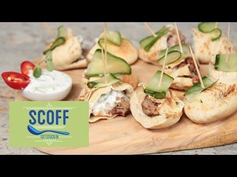 Fran's Lamb Pitta Burgers | Friday Food Off Series 1 Part 2